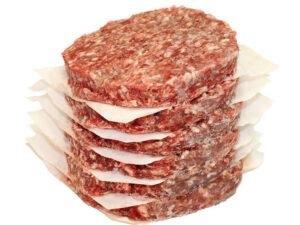 котлета для гамбургера