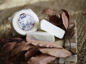 Брынза ..сыр козий мягкий.