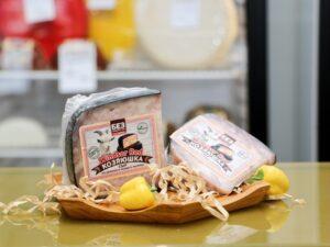Красный виндзор— сыр козий с винной корочкой