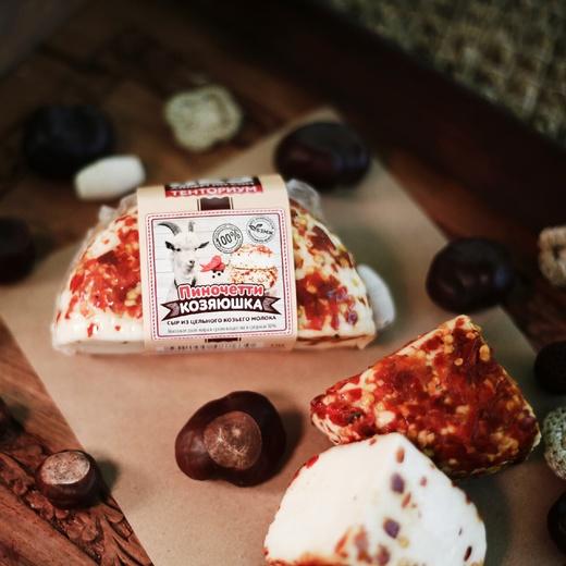 «Пиночетти» - сыр козий.