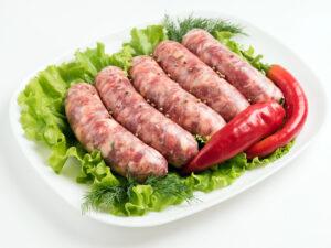 Колбаски мангальные Премиум (говядина-свинина)