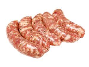 колбаски с перчинкой