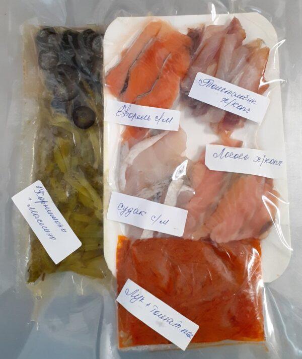 солянка рыбная набор