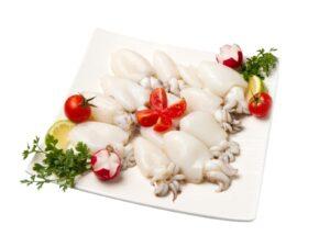 Каракатицы молодые очищен. с.м 40-60 Вьетнам